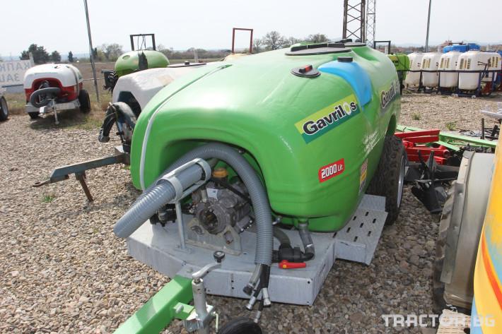 Пръскачки Вентилаторна пръскачка Gavrilos 2000 л. 2 - Трактор БГ