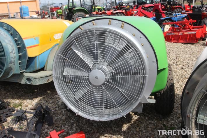 Пръскачки Вентилаторна пръскачка Gavrilos 2000 л. 0 - Трактор БГ