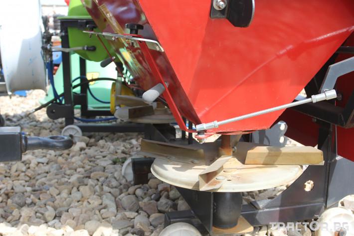 Торачки Торачка Farmoz 800л. 2 - Трактор БГ