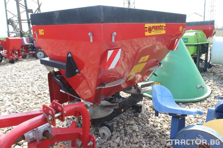 Торачки Торачка Farmoz 800л. 0 - Трактор БГ