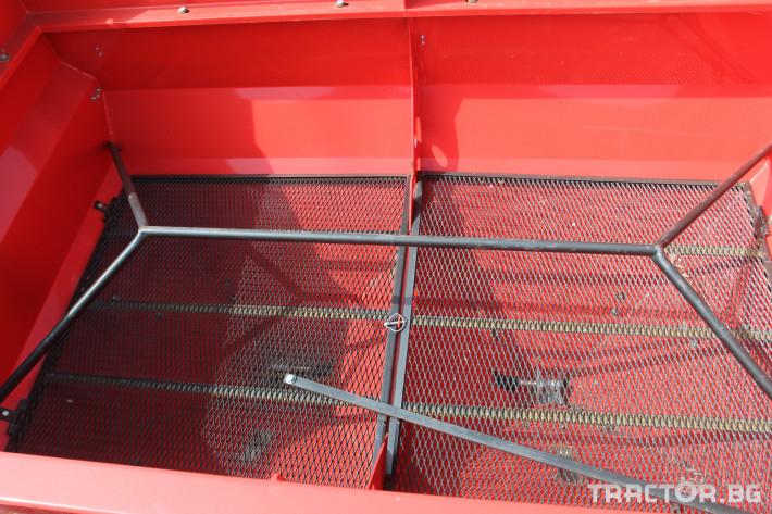 Торачки Прикачна торачка Gencler 2500 л. 5 - Трактор БГ