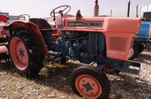 трактор друг ZEN NOH ZL 1500