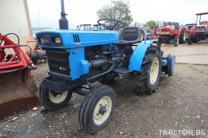 Трактори Iseki с фреза 1 - Трактор БГ