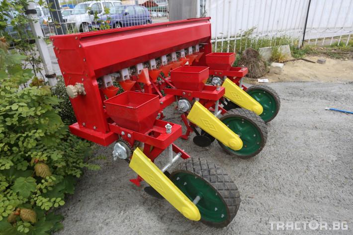 Сеялки Сеялка за слята повърхност и окопни култури 0 - Трактор БГ