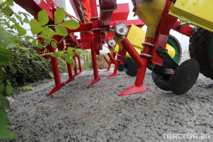 Сеялки Сеялка за слята повърхност и окопни култури 1 - Трактор БГ