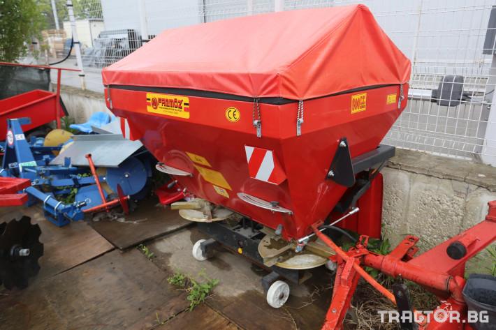 Торачки Торачка Farmoz 800 л 0 - Трактор БГ