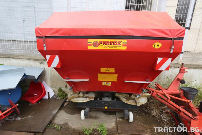 Торачки Торачка Farmoz 800 л 1 - Трактор БГ