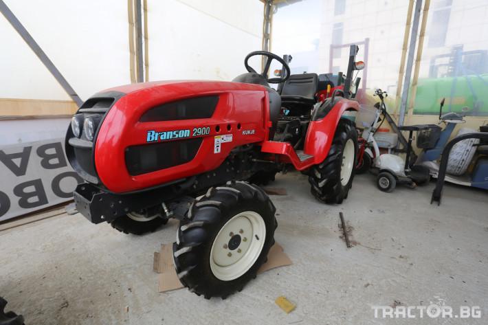 Трактори Branson 2900 0 - Трактор БГ