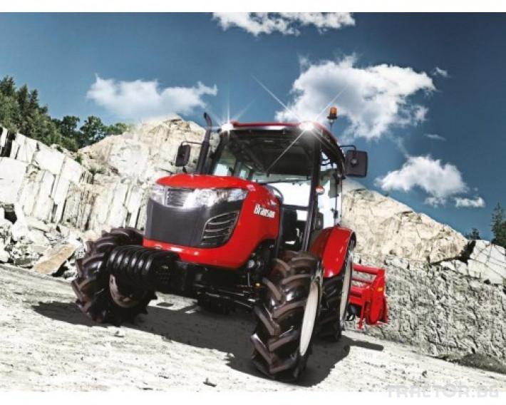 Трактори Branson К 0 - Трактор БГ