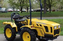 Колесен трактор HITTNER ECOTRAC 40