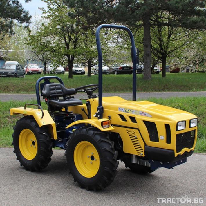 Трактори Колесен трактор HITTNER ECOTRAC 40 0 - Трактор БГ