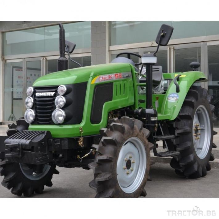 Трактори Chery ZOOMLION RK404 0 - Трактор БГ