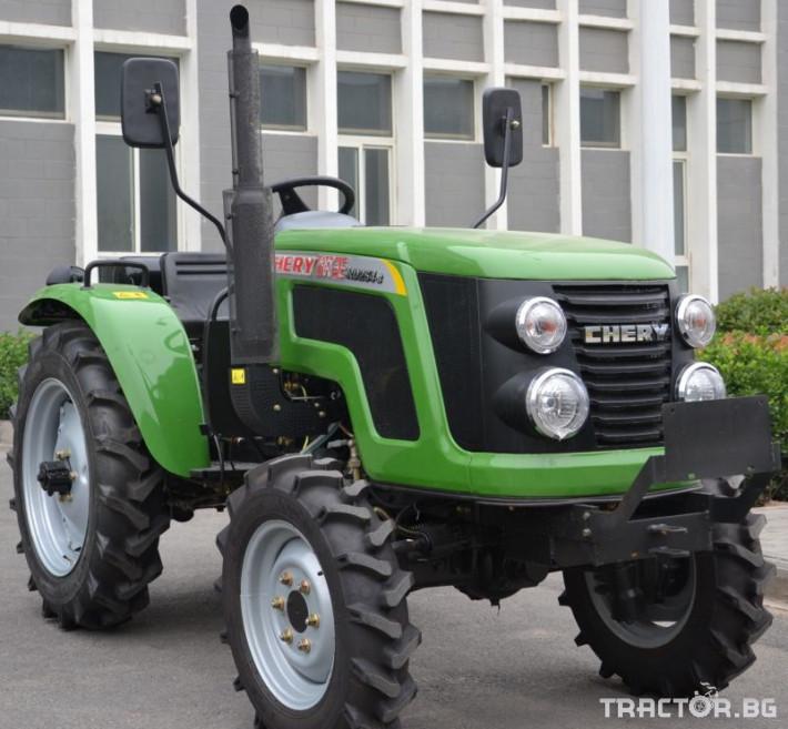 Трактори Chery ZOOMLION RK404 1 - Трактор БГ