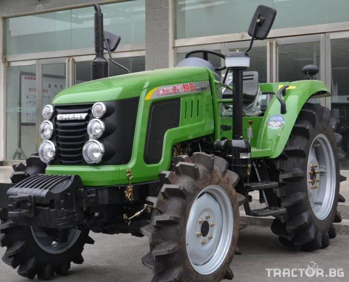 Трактори Chery ZOOMLION RK404 2 - Трактор БГ