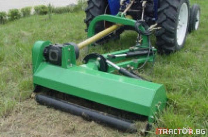 Други Шредер навесен хидравличен AGRIDEA 0 - Трактор БГ